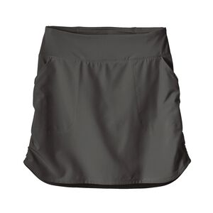 W'S TECH FISHING SKORT, Forge Grey (FGE)