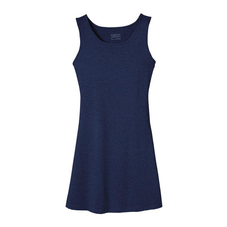 W'S SLEEVELESS SEABROOK DRESS, Channel Blue (CHB)