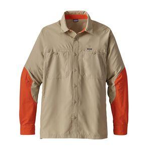 M's Lightweight Field Shirt, El Cap Khaki w/Campfire Orange (EKCA)