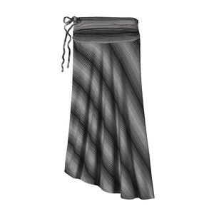 ウィメンズ・カマラ・スカート, Reflection Stripe: Feather Grey (RFTY)