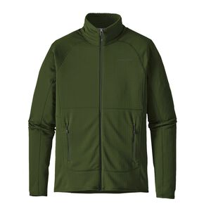 M's R1® Full-Zip Jacket, Glades Green (GLDG)