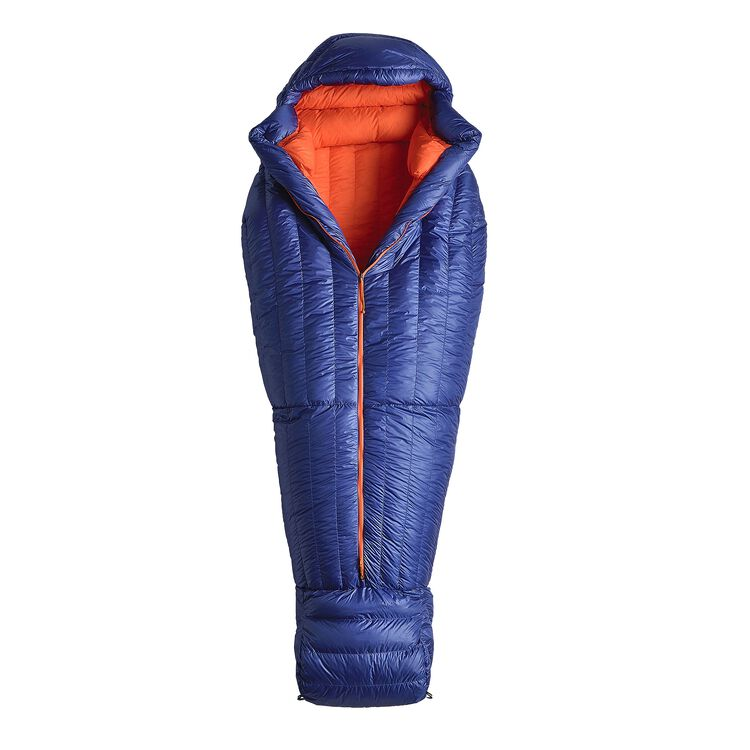 850 Down Sleeping Bag 19 F/-7 C - Regular,