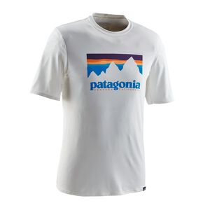 メンズ・キャプリーン・デイリー・グラフィック・Tシャツ, Shop Sticker: White (STWI)