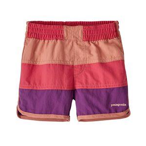 Baby Boardshorts, Sierra Pink (SRAP)