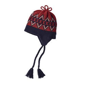 イヤーフラップ・ハット, Brass Hawk Hat: Roots Red (BRSR)