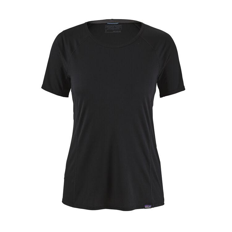 W'S CAP LW T-SHIRT, Black (BLK)