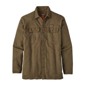 M'S FARRIER'S SHIRT, Dark Ash (DKAS)
