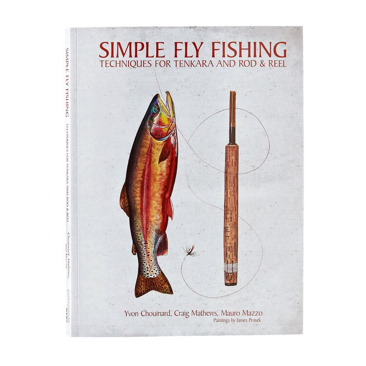 SIMPLE FLY FISHING (SOFTCOVER), multi (multi-000)