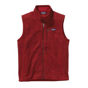 M'S BETTER SWEATER VEST, Classic Red (CSRD)