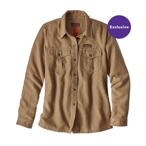 W's Farrier's Shirt, Mojave Khaki (MJVK)
