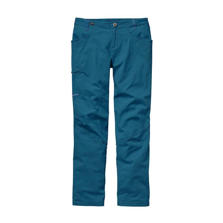 W'S VENGA ROCK PANTS, Big Sur Blue (BSRB)