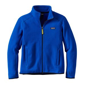 Boys' Radiant Flux Jacket, Viking Blue (VIK)