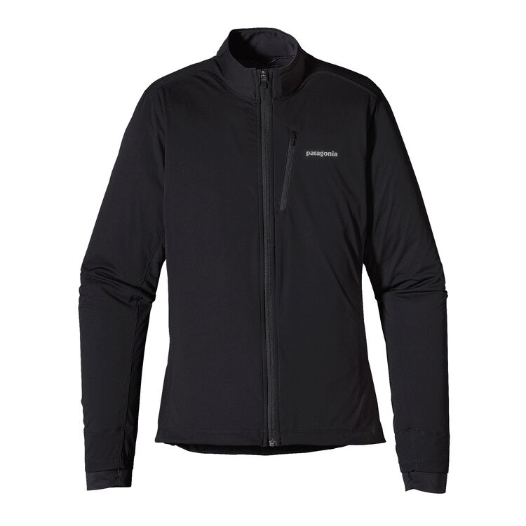 W'S WIND SHIELD JKT, Black (BLK)