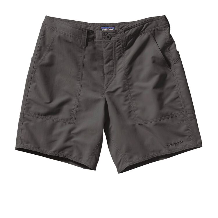 M'S WAVEFARER STAND-UP SHORTS - 18 IN., Forge Grey (FGE)