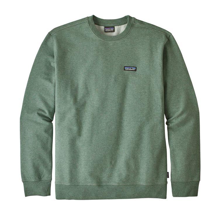 M's P-6 Label Midweight Crew Sweatshirt, Pesto (PST)