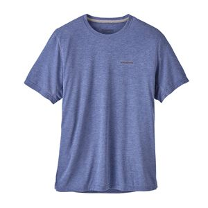 M's Short-Sleeved Nine Trails Shirt, Viking Blue (VIK)
