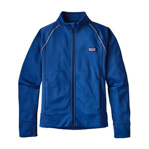 Girls' PolyCycle® Fleece Jacket, Superior Blue (SPRB)