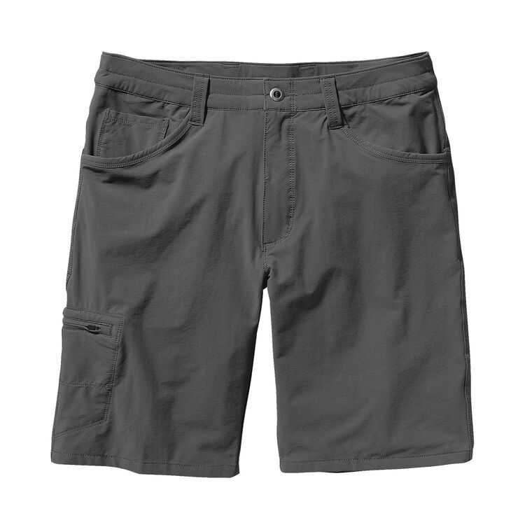 M'S QUANDARY SHORTS - 10 IN., Forge Grey (FGE)