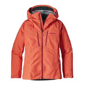 W's Triolet Jacket, Carve Coral (CRVC)