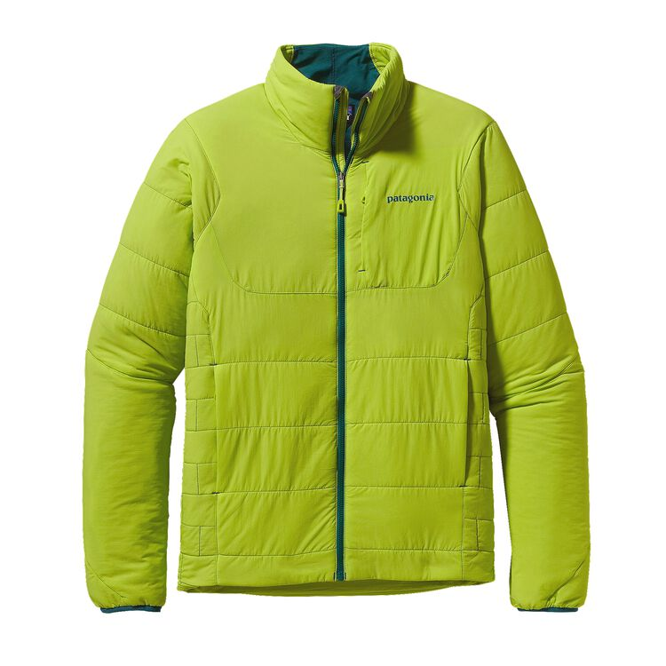M'S NANO-AIR JKT, Peppergrass Green (PSS)