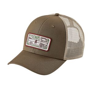 Pickup Lines Trucker Hat, Dark Ash (DKAS)