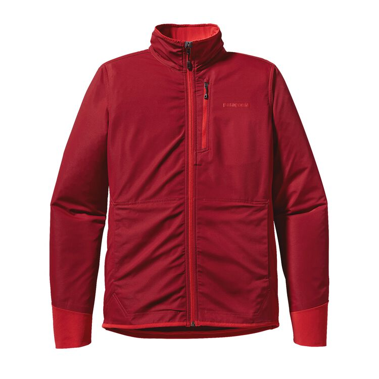 M'S ALL FREE JKT, Classic Red (CSRD)