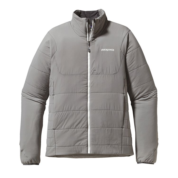 M'S NANO-AIR JKT, Feather Grey (FEA)