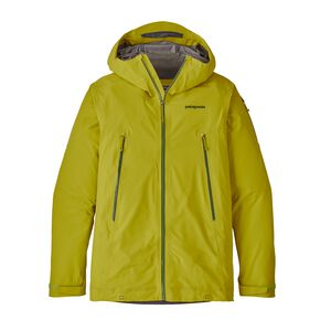 M's Descensionist Jacket, Fluid Green (FLGR)