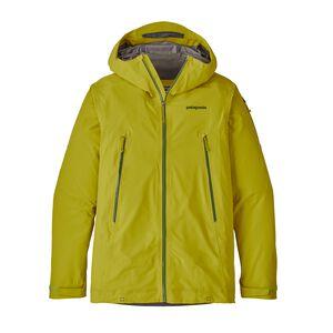 M's Descensionist Jacket, Fluid Green (FLGR)