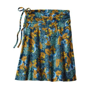 W'S LITHIA SKIRT, Reef Ruckus: Big Sur Blue (RRBS)