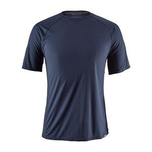 メンズ・キャプリーン・ライトウェイト・Tシャツ, Navy Blue (NVYB)