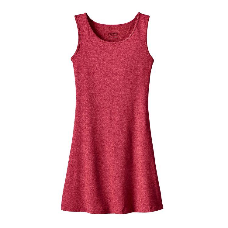 ウィメンズ・スリーブレス・シーブルック・ドレス, Craft Pink (CFTP)