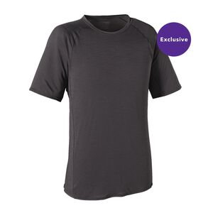 M's Merino Lightweight T-Shirt, Forge Grey (FGE)