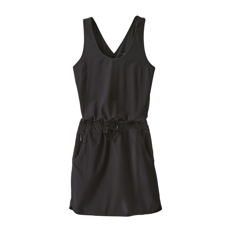 W'S FLEETWITH DRESS, Black (BLK)