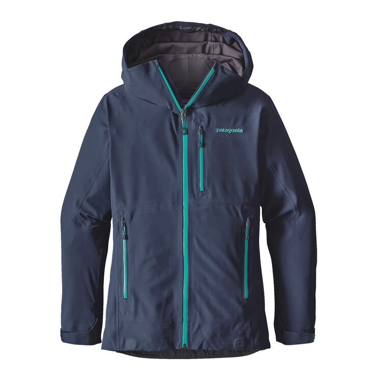 W'S KNIFERIDGE JKT, Navy Blue (NVYB)