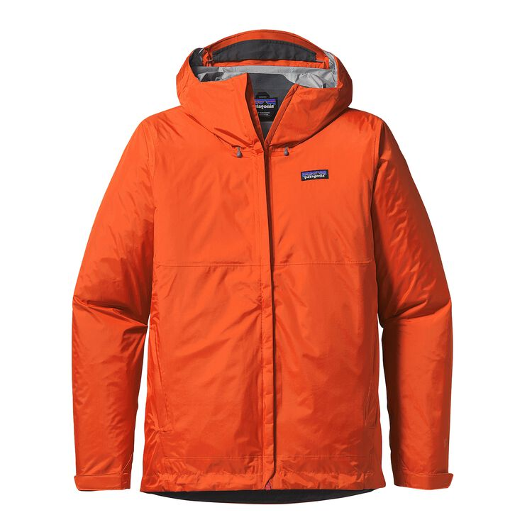 M'S TORRENTSHELL JKT, Cusco Orange (CUSO)