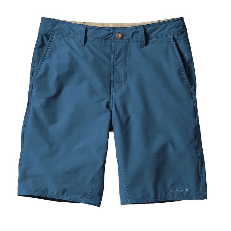 M'S STRETCH WAVEFARER WALK SHORTS - 20 I, Glass Blue (GLSB)