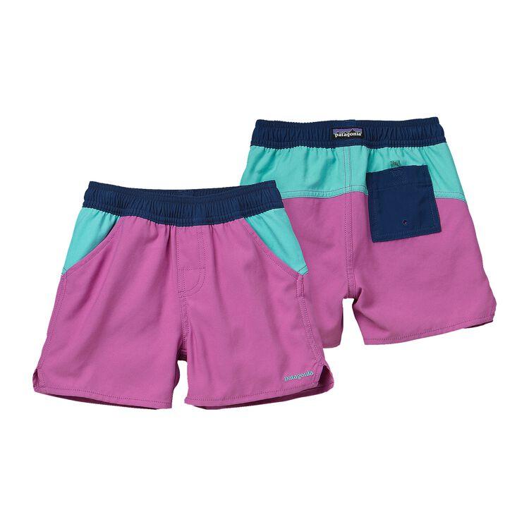 BABY FORRIES SHOREY BOARD SHORTS, Mock Purple (MCKP)