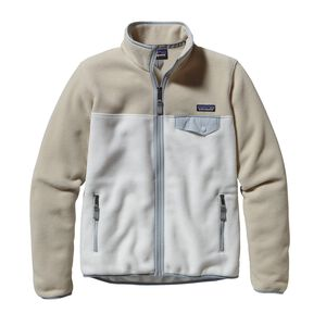 W'S FULL-ZIP SNAP-T JKT, Birch White (BCW)