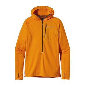 メンズ・R1フーディ, Sporty Orange (SPTO)