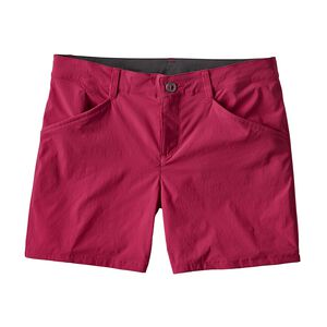 W'S QUANDARY SHORTS - 5 IN., Craft Pink (CFTP)