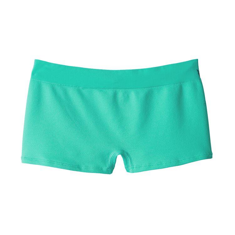 W's Active Mesh Boy Shorts,