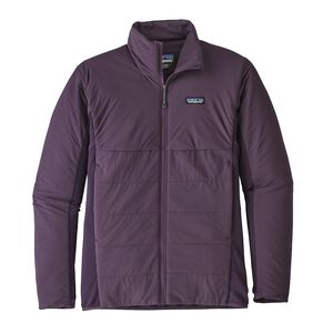 M's Nano-Air® Light Hybrid Jacket, Piton Purple (PTPL)