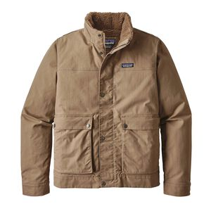 M's Maple Grove Canvas Jacket, Mojave Khaki (MJVK)