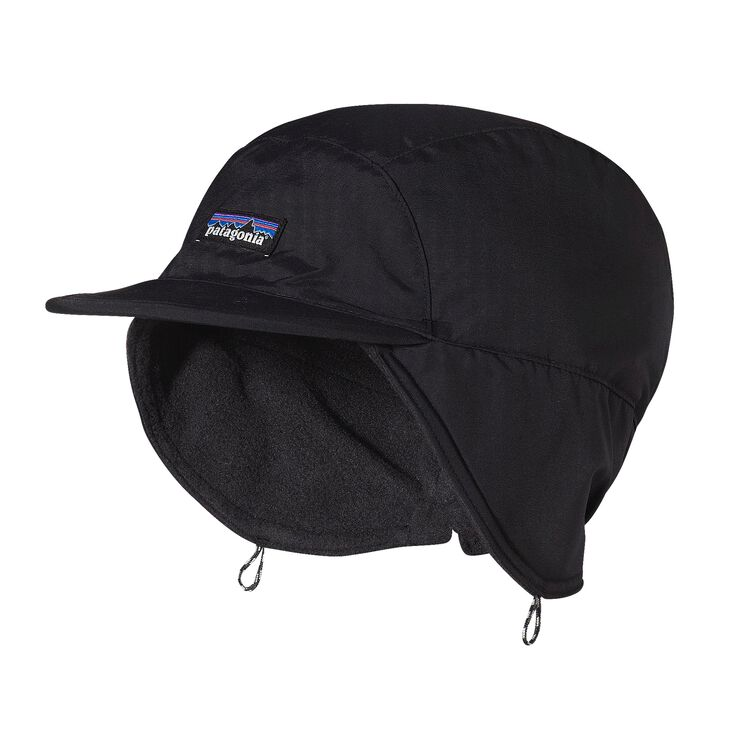 SHELLED SYNCH DUCKBILL CAP, Black (BLK)