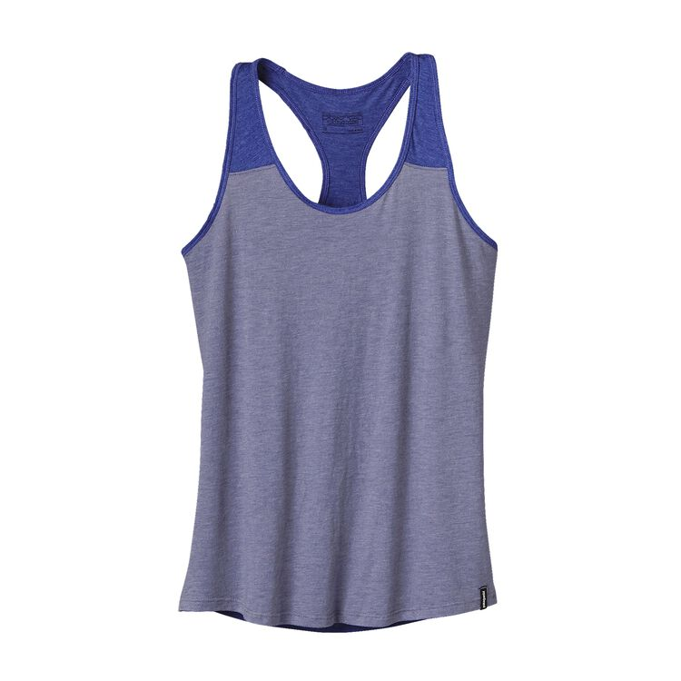 W'S LW LAYERING TANK, Lupine (LUP)