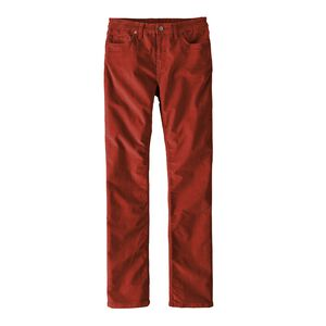 W's Corduroy Pants - Regular, Roots Red (RTSR)