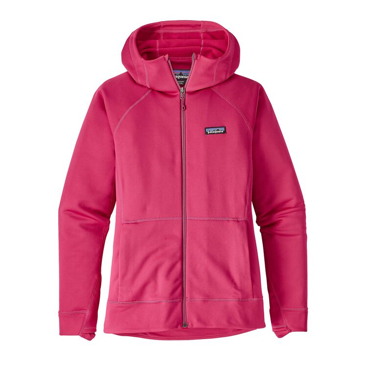 W'S CROSSTREK HOODY, Craft Pink (CFTP)