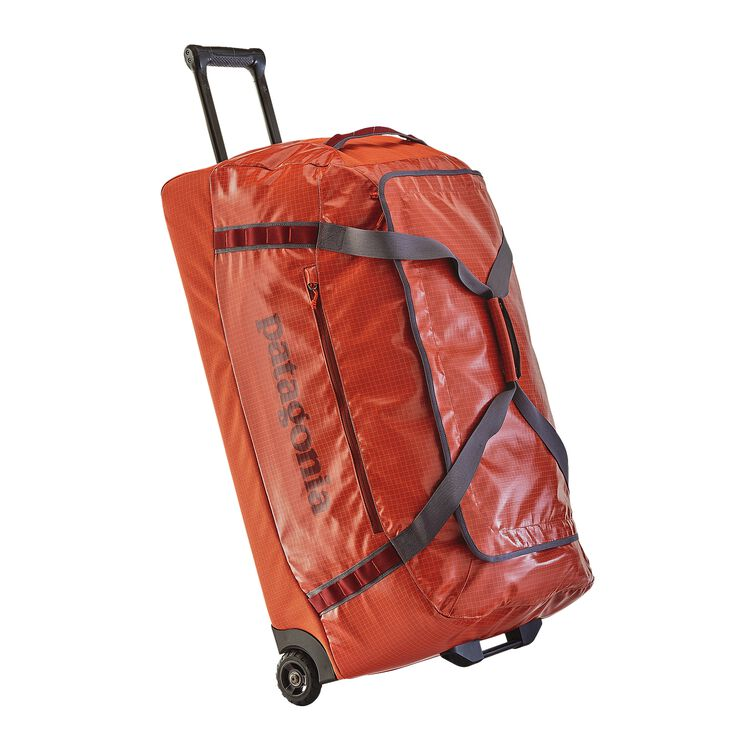 BLACK HOLE WHEELED DUFFEL 120L, Cusco Orange (CUSO)