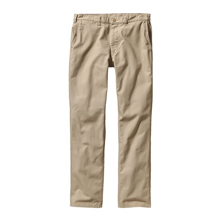 M'S STRAIGHT FIT DUCK PANTS - REG, El Cap Khaki (ELKH)